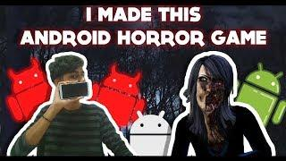 I MADE THIS HORROR GAME  IN 2 WEEKS FOR ANDROID AND PC | FUNNY HINDI GAMEPLAY PUBG | beast boy shub