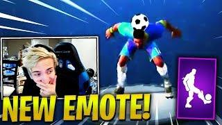 NEW EMOTES/DANCES *LEAKED* IN FORTNITE!! - Fortnite Best & Funny Moments (Fortnite Battle Royale)