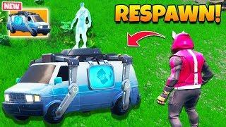 *NEW* RESPAWN VAN FOUND! - Fortnite Funny Moments & Epic Fails! #6