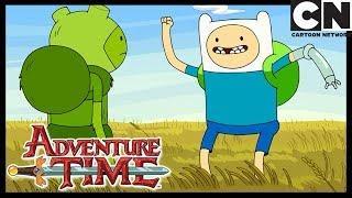 Adventure Time | Three Buckets | Cartoon Network