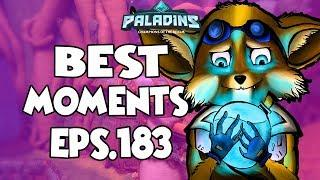 Paladins BEST & FUNNY MOMENTS EPS.183