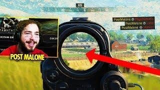 POST MALONE plays Blackout LIVE on stream... (Blackout WTF & Funny Moments #6)