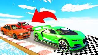 How To Spawn A SUPERCAR And WIN! (GTA 5 Funny Moments)