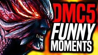 FISTING DEMONS AND KILLING BOSSES! - Devil May Cry 5 (Funny Moments)