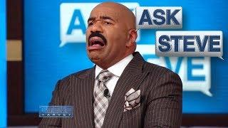 ASK STEVE HARVEY Funniest Moments 2019 !! ????????????