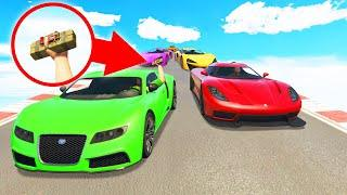 ONE Sticky Bomb TROLLED EVERYONE! (GTA 5 Funny Moments)