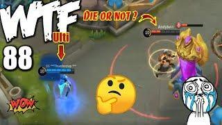 Mobile Legends WTF | Funny Moments Episode 88
