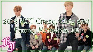 2018 NCT Crazy, Cute and Funny Moments 26