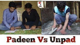 Kashmiri Jokes   Padeen Vs Unpad   Funny Video   Atz Videos