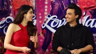 Love Yatri Interview & Fun Game | Aayush Sharma & Warina Hussain | Exclusive | UNCUT