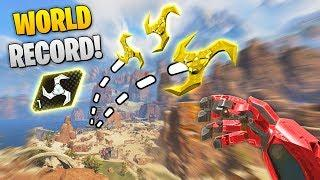 *WORLD RECORD* SHURIKEN KILL!! - Best Apex Legends Funny Moments and Gameplay - Ep.43