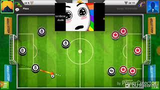 Soccer stars funny game play