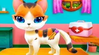Fun Pet Care Kids Game - Kitty Cat Love - Play Fun My Fluffy Pet Friend Games For Kids By TabTale