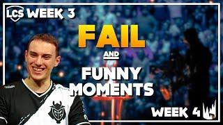 LEC/LCS Spring Split 2019 | Funny Moments #2