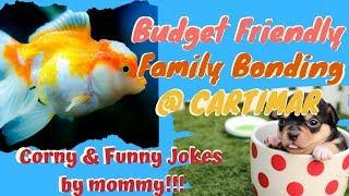Budget Friendly Family Bonding at Cartimar + Funny and Corny Jokes | Stream Family