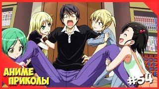 Аниме Приколы под музыку #54|Anime COUBS|Anime Jokes
