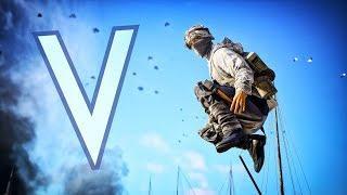 Battlefield V Beta - Random & Funny Moments #2 (Grenade Shooting, Drunk Soldier!)