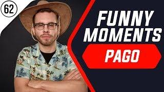 Funny Moments Pago #62 - Spider Knut