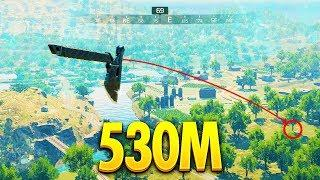 Insane 530M Cross-map Combat Axe... (Blackout WTF & Funny Moments #17)