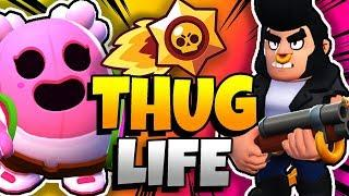 BRAWL STARS THUG LIFE: Funny Moments EP. 28 (Brawl Stars Epic Wins & Fails)
