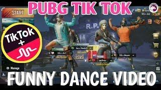 PUBG TIK TOK FUNNY DANCE VIDEO AND FUNNY MOMENTS [ PART 28 ] || EAGLE BOSS