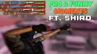 Forward Assault - Pro & Funny Moments #2 ft. Shiro