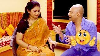Husband Wife Comedy   Hindi Joke   Pareshan Pati   Funny Comedy Videos   Pati Patni Comedy