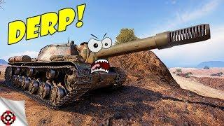 World of Tanks - Funny Moments | Time to DERP! (WoT derp, October 2018)