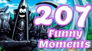 Heroes of the Storm: WP and Funny Moments #207
