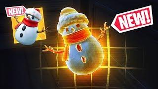 *NEW* SNOWMAN BEST PLAYS!! -  Fortnite Funny WTF Fails and Daily Best Moments Ep.886