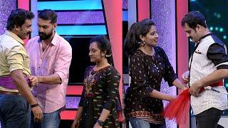 Thakarppan Comedy | Super funny game and punishment for thakarppan stars!!!  | Mazhavil Manorama