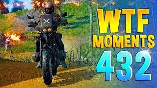 PUBG Daily Funny WTF Moments Highlights Ep 432