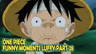 Momen Lucu One Piece Sub Indo - Funny Moments Luffy Part 28
