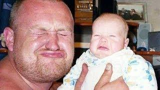 Funniest Daddy Love Baby Moments - Cute Baby Video