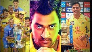 CSK Whatsapp Status 2019 - Chennai Super Kings Whatsapp Status 2019 - Csk Full Screen Whatsapp S