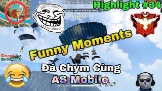 Funny Moments Free Fire | Đá Chym Cùng AS Mobile Cực Hài ???? | Highlight #34
