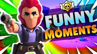 Colt funny moments - Brawl Stars
