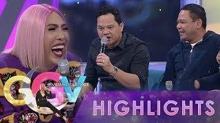 GGV: Bayani's joke makes Vice Ganda laugh so hard