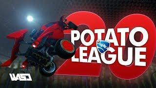 POTATO LEAGUE #20 | Rocket League Funny Moments & Fails