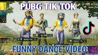 PUBG TIK TOK FUNNY DANCE  ( NO 46) AND FUNNY MOMENTS ||  BY PUBG FUN