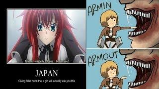 Anime Memes/Jokes Only Real Fans Will Understand  #1