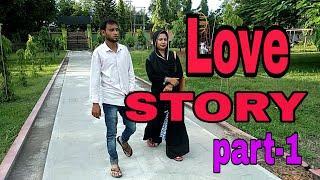 Assamese funny video//Love story part-1//Assamese commedy video//by channel gazab