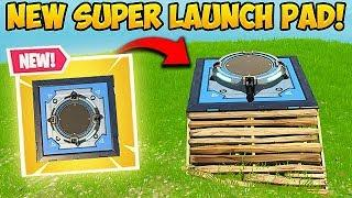 *NEW* SUPER LAUNCH PAD! - Fortnite Funny Fails and WTF Moments! #332