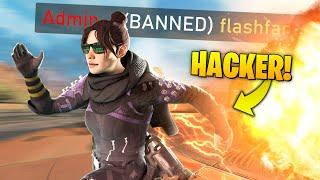 HACKER BANNED In LIVE GAME!! | Best Apex Legends Funny Moments and Gameplay - Ep.31