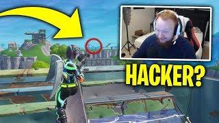 Zaitr0s VS Flygande HACKER *SJUKT* (Svenska Fortnite Highlights & Funny Moments) #42
