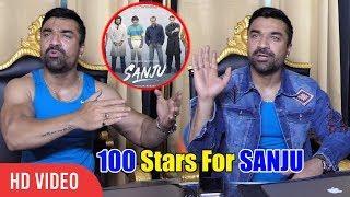 ????Stars For SANJU | Ajaz Khan Dhamaka Review On SANJU Movie | Viralbollywood