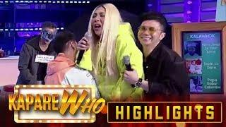 Billy and Vhong mess with Vice Ganda | It's Showtime KapareWho