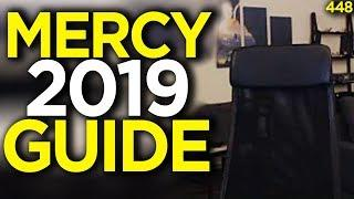 Custa Playing a Typical Mercy Bunker Game - Overwatch Funny Moments 448