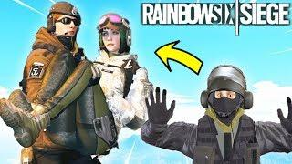 Rainbow Six Siege - Fastest Round WORLD RECORD | Best & Epic Moments #3 (Random Wins Compilation)