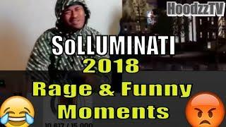 SoLLUMINATI 2018 Twitch Funny Rage Moments | Out Wit The Old In Wit The New (Hilarious Highlights)